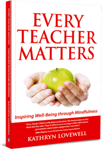Every Teacher Matters book